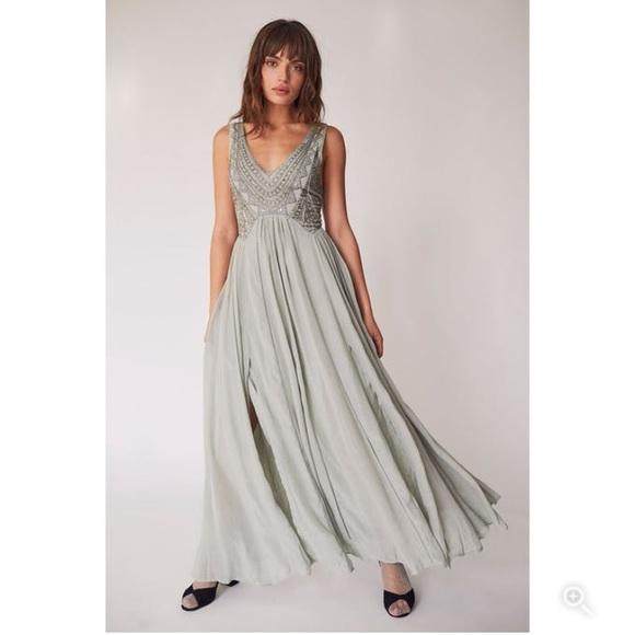Free People Dresses & Skirts - Daphne Maxi Dress